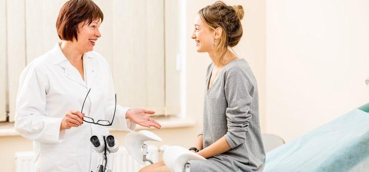 Consulta con tu ginecólogo cuando notes que algo no va bien