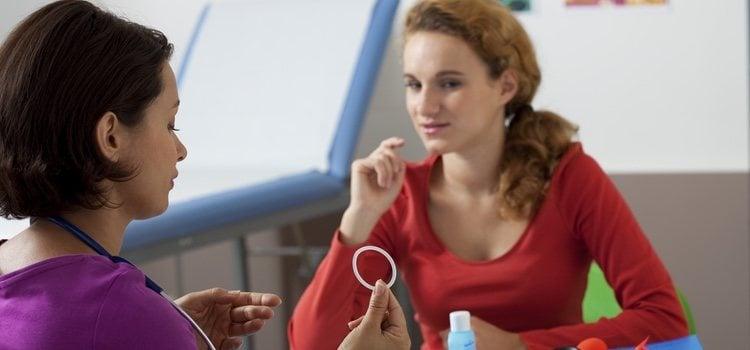 El anillo vaginal es muy buen método anticonceptivo