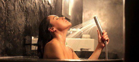 La ducha vaginal no debe ser diaria