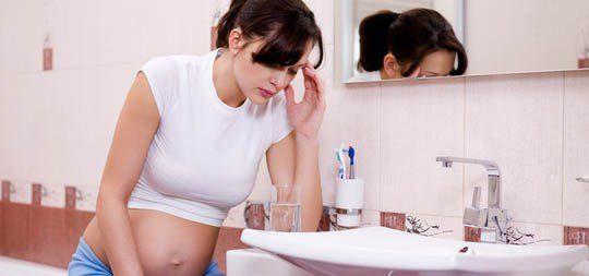 El embarazo facilita el desarrollo de la infección