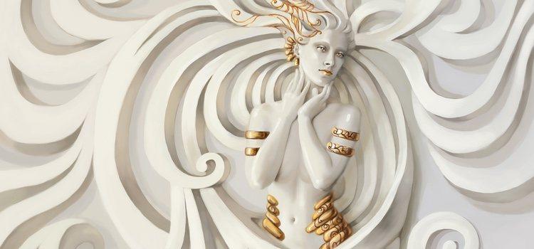 Afrodita era una diosa que tenía muchos amantes
