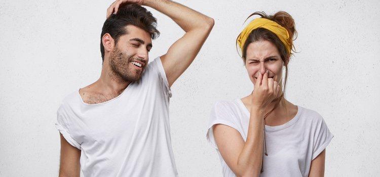 Hay veces que los olores fuertes pueden desagradar a as personas