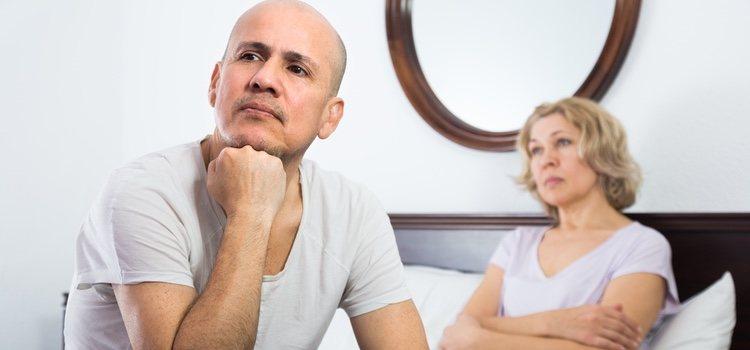 Si se es infeliz en el matrimonio es importante tomar la decisión cuanto antes