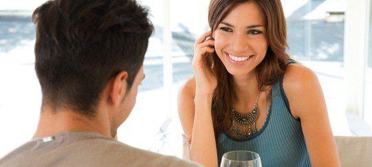 Confía en ti y la primera cita con un hombre irá como la seda