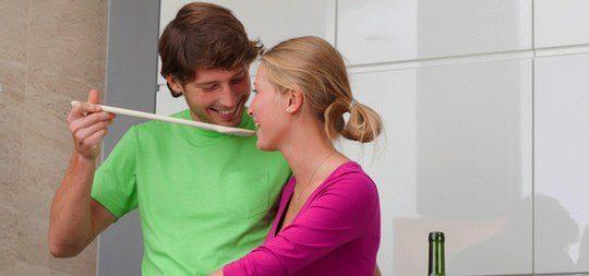 Un cenita en casa, si además cocináis juntos, el mejor plan