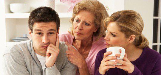 Siempre se tiene el pensamiento de que la suegra no se va a llevar bien con el yerno o la nuera