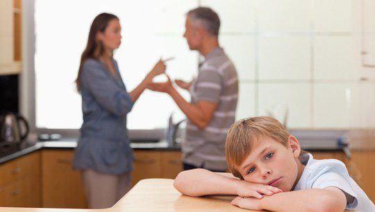 La custodia compartida puede no ser de mutuo acuerdo