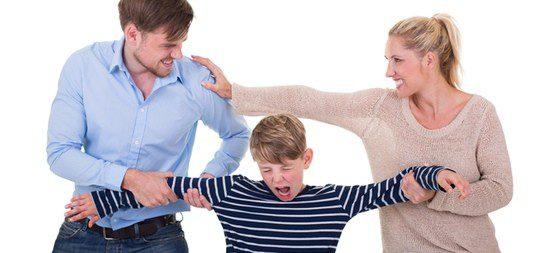 La custodia compartida puede no ser bueno ni para los padres ni para los hijos
