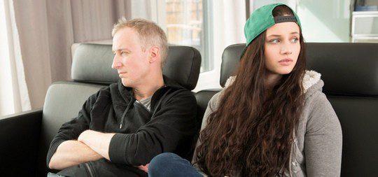 Los conflictos más frecuentes entre familiares