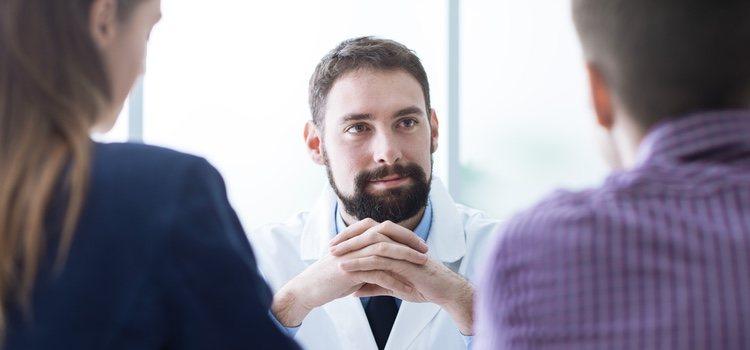 Hay que consultar con el médico en cuanto se sospecha que algo ocurre