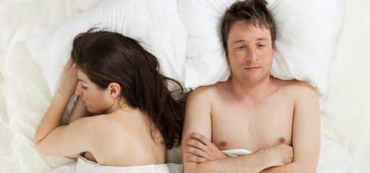 ¿Cómo superar los problemas en la cama con tu pareja?