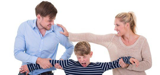 ¿Puedes superar el divorcio de tus padres?