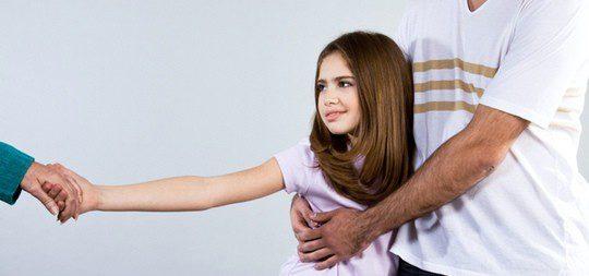 Siempre hay que intentar dejar a los hijos al margen y evitar que lo pasen mal