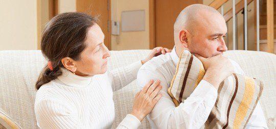 ¿Es hora de acudir a una terapia de pareja?