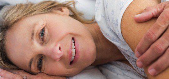 La menopausia no tiene que afectar a la relación de pareja