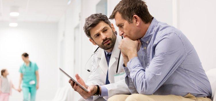 Es importante ir al médico y que ponga un tratamiento adecuado