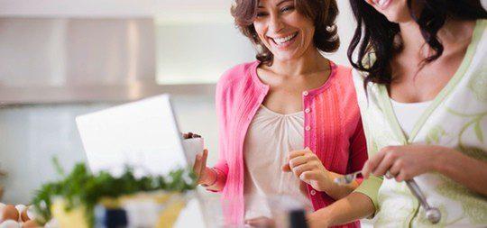 La cocina puede ser una excusa para mejorar la relación