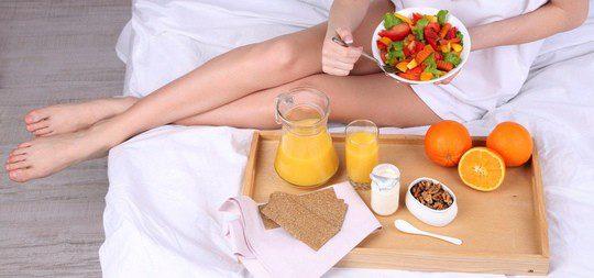 Una dieta equilibrada para disminuir el dolor
