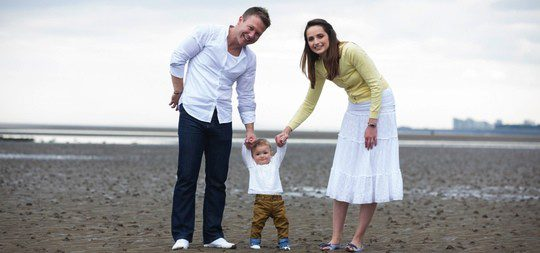 Pasar tiempo con tu familia te hará sonreír