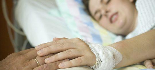 Si tu pareja estaba enferma, sentirás que su muerte es un alivio y eso no es malo