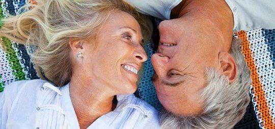 Se puede encontrar el amor a partir de los 50 años