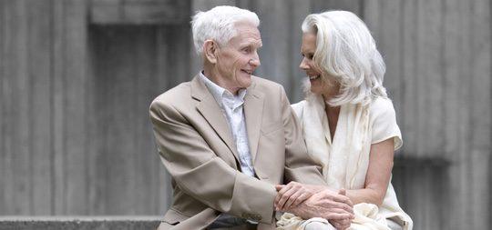 El amor no tiene edad y es mejor encontrarlo tarde que nunca