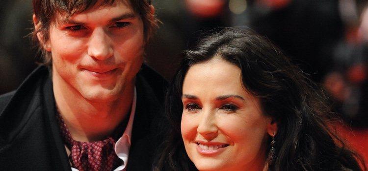 Demi Moore y Ashton Kutcher son un ejemplo claro de este artículo