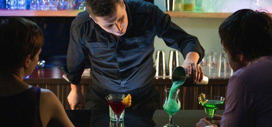 Pregunta sobre cuál es su cocktail preferido