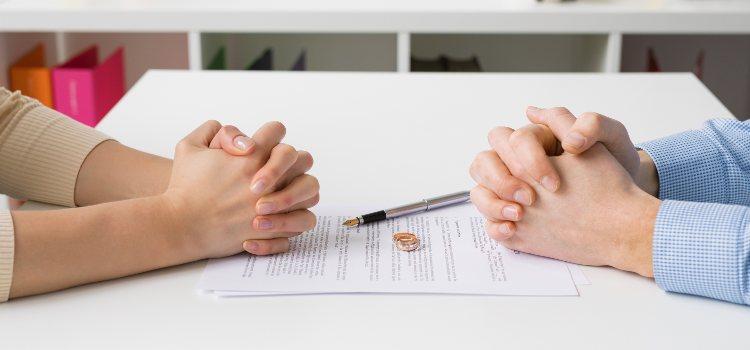 Diferencias entre la separación, el divorcio y la nulidad matrimonial