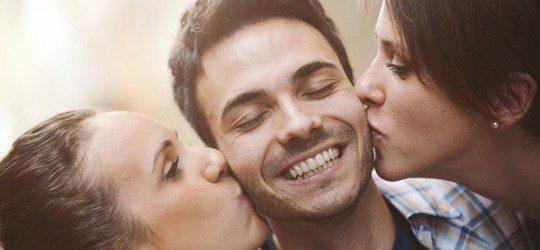 Las relaciones son más variadas y desaparecen los celos