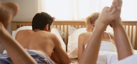 La pareja debe establecer una serie de normas que ambos deben cumplir