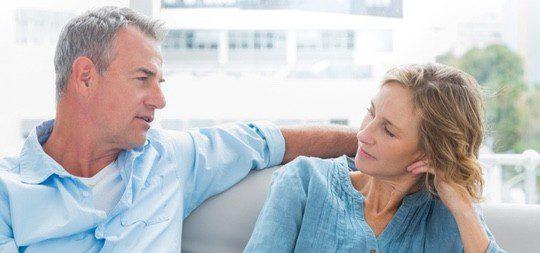 Muchas parejas casadas deciden probar cosas nuevas tras muchos años juntos