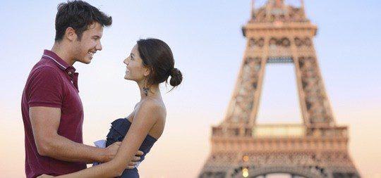 La Ciudad del Amor es un buen destino para tu viaje de novios