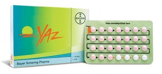 La píldora suele provocar cambios de peso y de humor