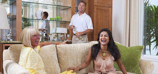 Con cambiar de actitud lograréis mantener una relación cordial para mejorar la vida familiar