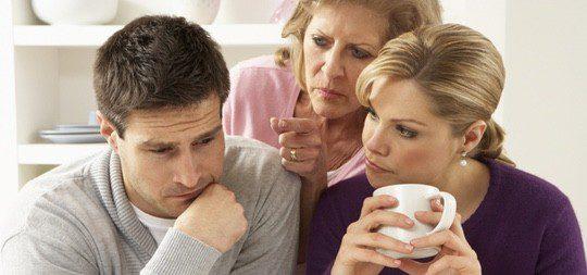 Debes aceptar que tu hijo a crecido y creado su plan de vida con quien ha querido