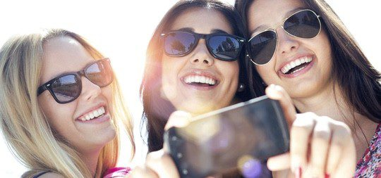 No pierdas el contacto y sigue quedando con tus amigas