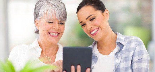 Busca aunque sea un sólo vínculo con tu suegra, algo en común