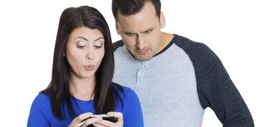 Hoy en día el control del móvil es lo más habitual
