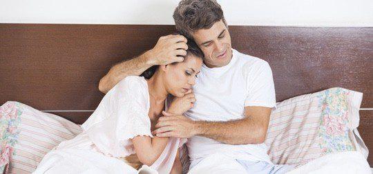 Apoya y cuida a tu pareja con todo lo que esté en tu mano