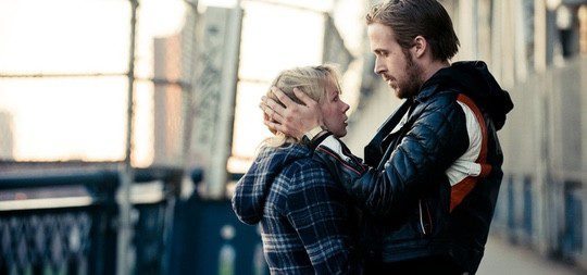 Ryan Gosling y Michelle Williams en 'Blue Valentine'