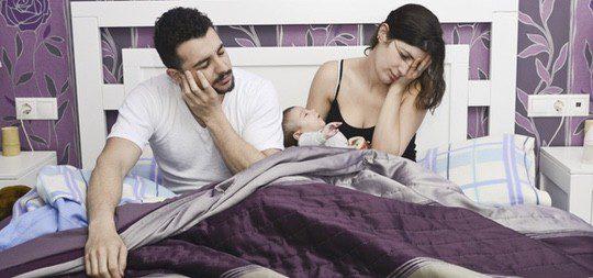 Es un abandono natural, que se produce en todas las parejas que han tenido un niño