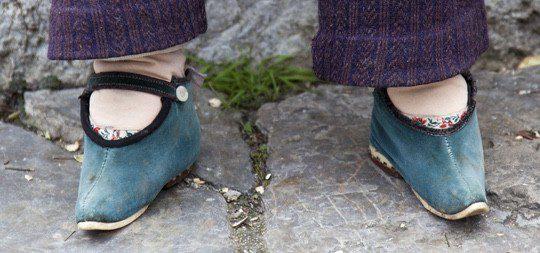 Los pies de loto de las geishas: antiguo símbolo de erotismo, sumisión y castidad