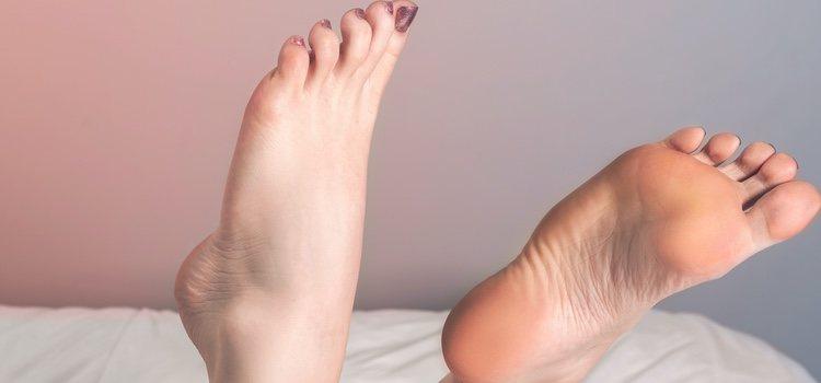 Esto es todo lo que se puede hacer con los pies y que a muchas personas les gustan