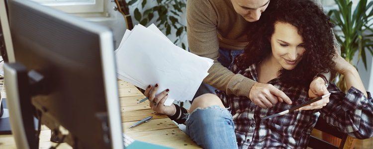 Es muy fácil mezclar lo personal con lo laboral, por ello los problemas siempre se quedan en casa
