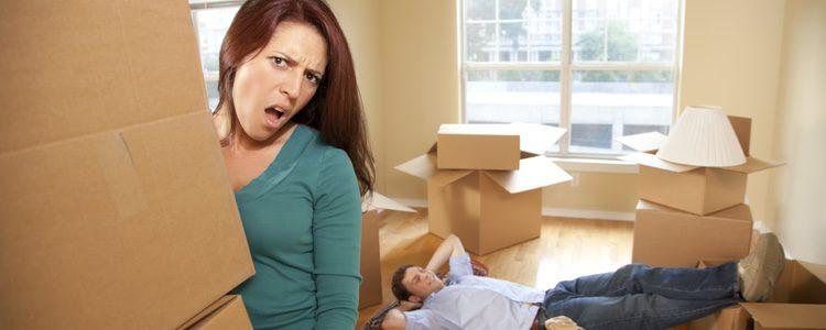 La relación se puede tornar complicada y acabar muy mal, por ello hay que aclarar los sentimientos