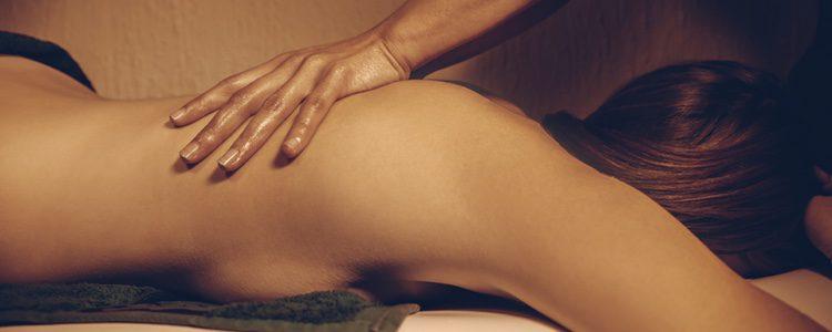 Los masajes te ayudan a desestresarte