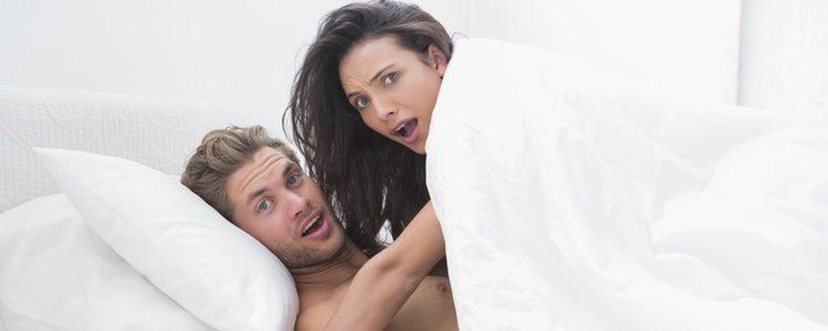 El sexo matinal es una maravilla, pero si tienes hijos ten cuidado