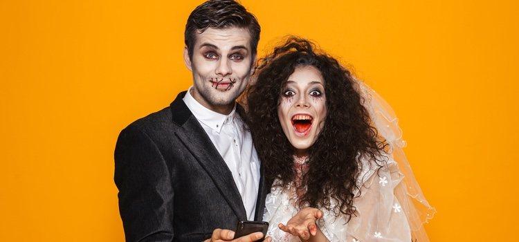 Es importante no juntar amistades y pareja en Halloween