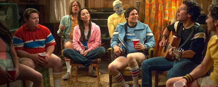 'Wet Hot American Summer'